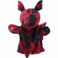 DRAGON RED PUPPET BUDDY