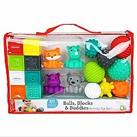 BALLS BLOCKS BUDDIES SET