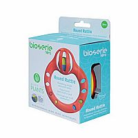 Bioserie Toys Round Rattle