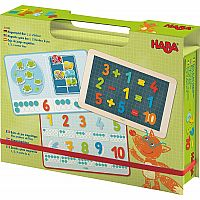 1 2 3 Numbers & You Magnetic Game Box