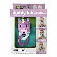 Buddy Bib Unicorn