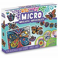 Micro Mosaic All-In-One Kit - Butterflies