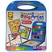 Big Artist Paints