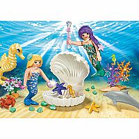 PM Magical Mermaids Carry Case