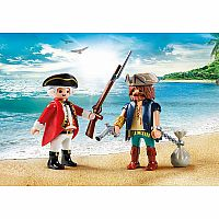 PM Pirate and Soldier