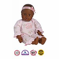 ADORA PLAYTIME LITTLE PRINCESS - DARK SKIN/BROWN EYES