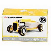 Automoblox Hr2 Mini Hot Rod Yellow
