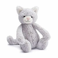 Bashful Kitty Gray (Small)