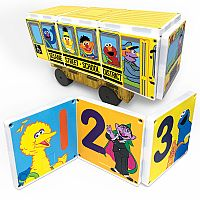 CREATE ON SESAME STREET BUS