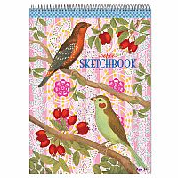 Birds & Berries Sketchbook