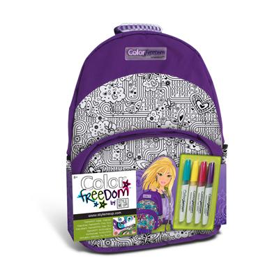 Рюкзак color freedom школьный рюкзак hama единорог