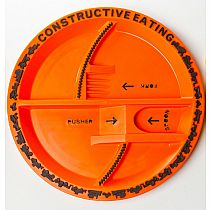 Construction Plate by Constructive Eating