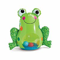 Inflatable Froggy Roly Poly