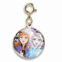 CHARM IT ELSA AND ANNA LOCKET