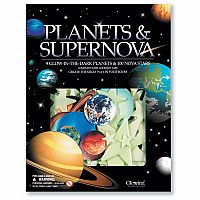 Glow in the Dark Planets and Supernova