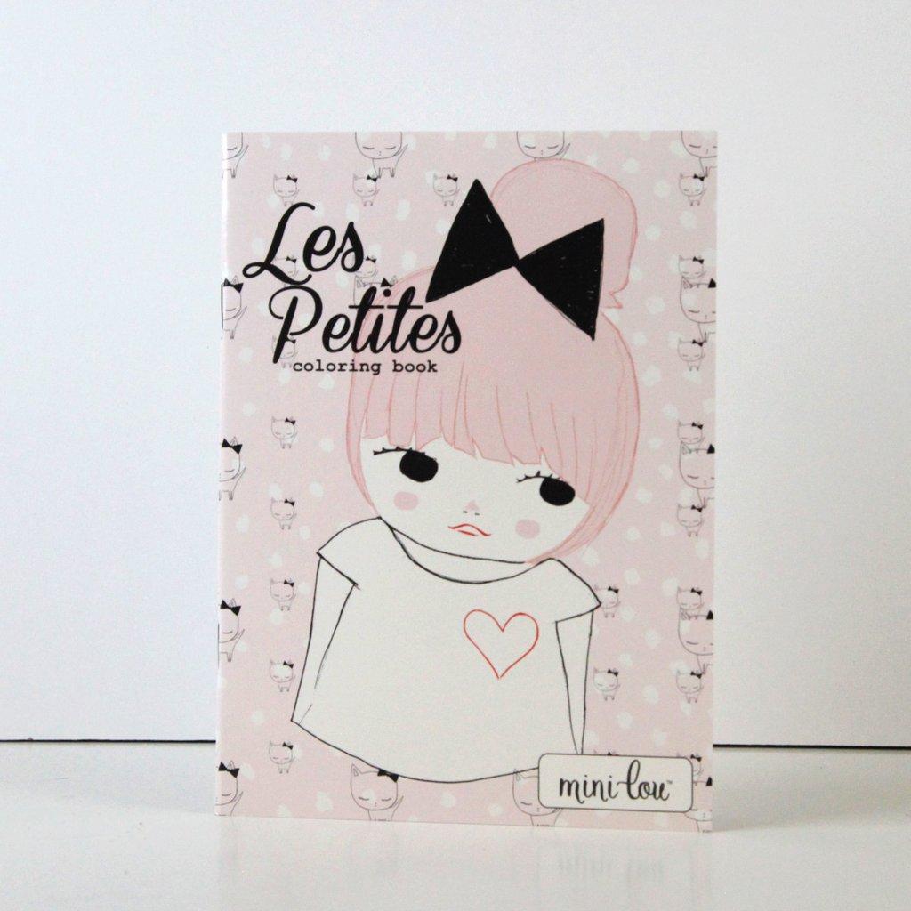Les Petites Coloring Book