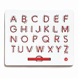 A-Z Magnatab Uppercase Letters