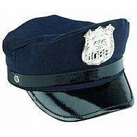 Jr. Police Officer Cap