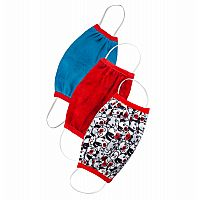 KIDS MASKS PUPPY/RUBY/BLUE