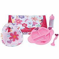 Adora Baby Doll Feeding Set