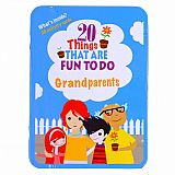 20 Things To Do With Grandparents