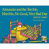 ALEXANDER & TERRIBLE HORRIBLE. NO GOOD, VERY BAD DAY: JUDITH VIORST RAY CRUZ
