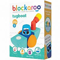 BLOCKAROO TUGBOAT SMALL