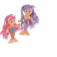 Mermaid Bathtime Doll