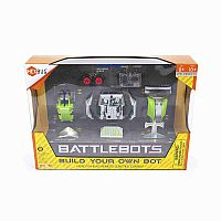 BATTLEBOTS BUILD YOUR OWN BOTS