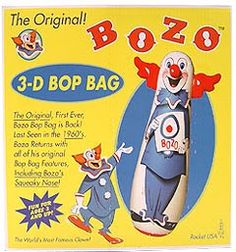 Bozo Bop Bag