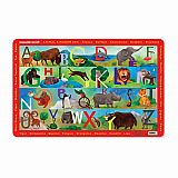 Animal Kingdom ABC Placemat