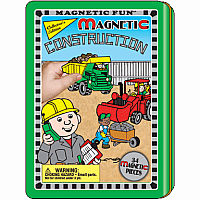 Magnetic Tin Construction