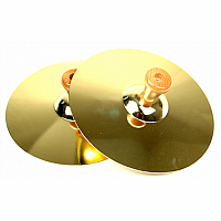 1st Note Marching Cymbals