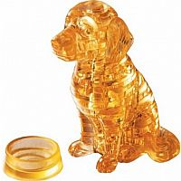 3D Crystal Puzzle- Dog