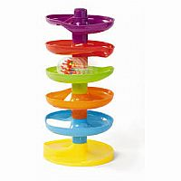 Earlyears Whirl 'n Go Ball Tower