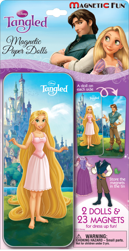 Disney Princess Dress Up Tin - Over the Rainbow