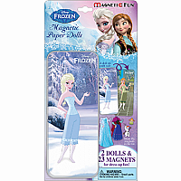 Frozen Magnetic Doll Tin