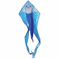 "DOLPHIN 52"" WAVE DELTA KITE"