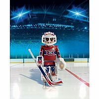 NHL Montreal Canadiens Goalie