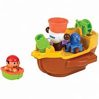 Pirate Pete Bath Ship