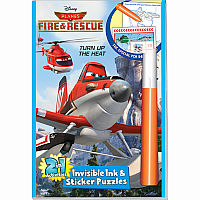 2 in 1 Magic Pen Activity Book- Planes