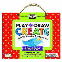 Play, Draw, Create- Dinosaur