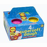 4 Super Soft Dough