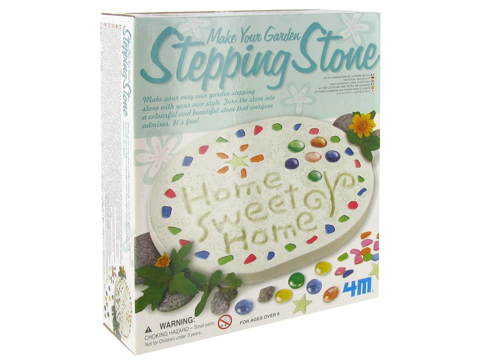Make Your Garden Stepping Stone