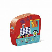 Bear Express 12pc Puzzle