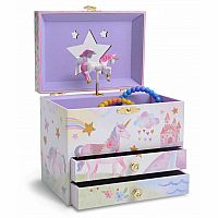 Unicorn Party Jewelry Box - 2 Drawer
