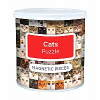 Cats 100pc Magnetic Puzzle