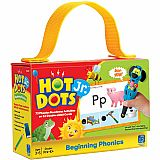 Hot Dot Jr Card Set Beginning Phonics