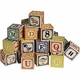 ABC Blocks Uppercase