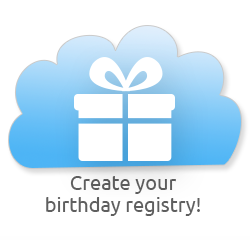 Birthday Registry
